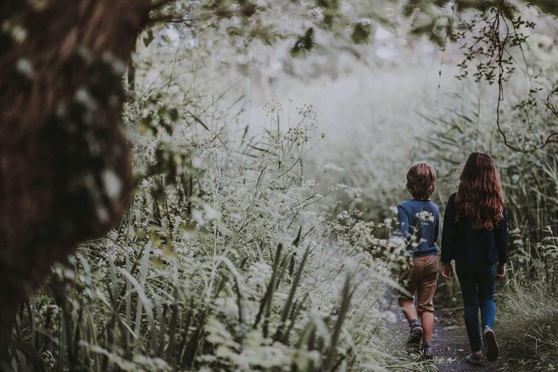 Urlaub mit Kindern – im Schwarzwald gibt es viele schöne Wanderwege für Kinder