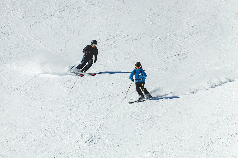Ski-Spaß für die ganze Familie – Winterurlaub in den Schwarzenbach Apartments